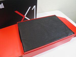ようやく見えたThinkpad X1 Yoga 本体
