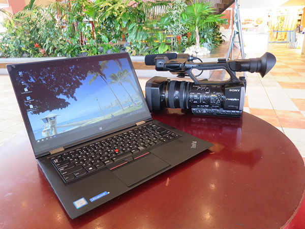 X1 Yoga i7 6600UとNVMeの最強タッグ